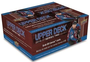 2016-17 Upper Deck Hockey Retail Series 2