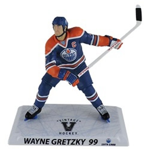 "2017 PSA NHL WAYNE GRETZKY Edmonton Oilers Alumni 6"" Hockey Figure 4850 Produced"
