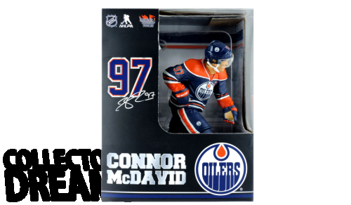 "2017 CONNOR McDAVID 12"" Action Figure - Edmonton Oilers IN STOCK"