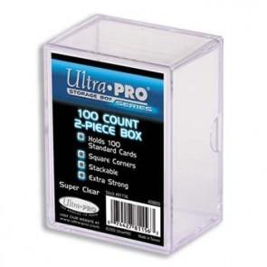 Ultra Pro 100 Count 2 Piece Box (10 Lot)