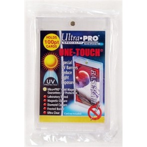 """Ultra Pro 3""""x5"""" Magnetic 1 Touch 100 pt (25 Lot)"""