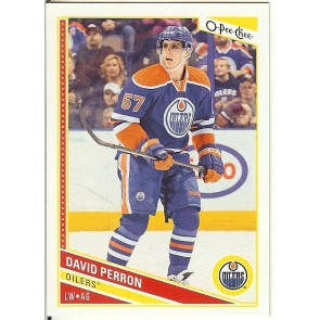 2013-14 O-Pee-Chee Update David Perron
