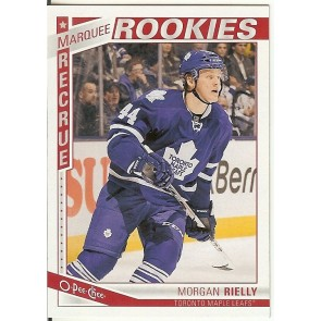 2013-14 O-Pee-Chee Update Morgan Rielly Rookie
