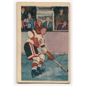 1952-53 Parkhurst  Albert Dewsbury Single