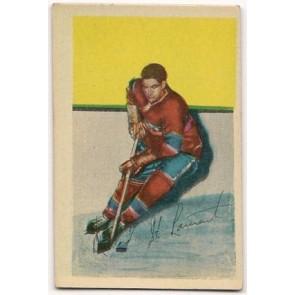 1952-53 Parkhurst  Dollard St. Laurent  Single