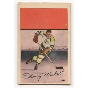 1952-53 Parkhurst  Fleming Mackell Single