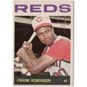 1964 Topps Frank Robinson Single Condition Good