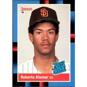 1988 Donruss Roberto Alomar Rookie