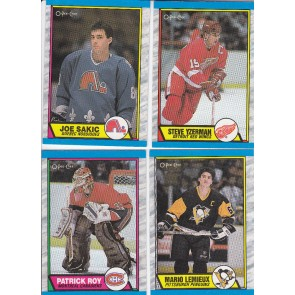 1989-90 O-Pee-Chee Set