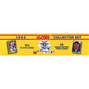 1990 Score Baseball Factory Set