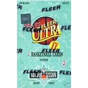 1992-93 Fleer Ultra Hobby Box