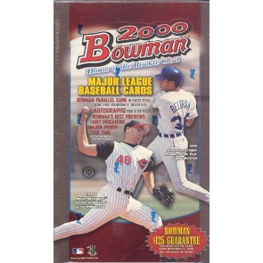 2000 Bowman Hobby