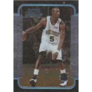 2003-04 Bowman Chrome Josh Howard Rookie