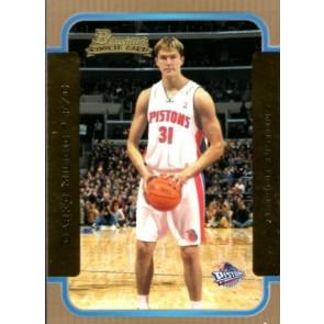 2003-04 Bowman Darko Milicic Rookie Gold
