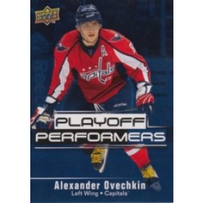 2009-10 Upper Deck Alexander Ovechkin Playoff Performers