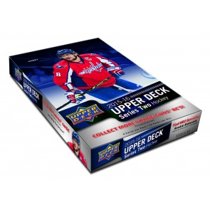 2015-16 Upper Deck Series 2 Hobby Box Hockey