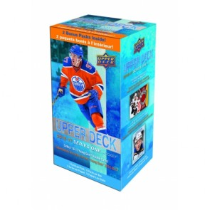 2016-17 Upper Deck Hockey Blaster Box