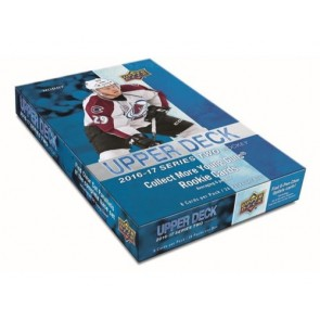 2016-17 Upper Deck Hockey Hobby Box Series 2