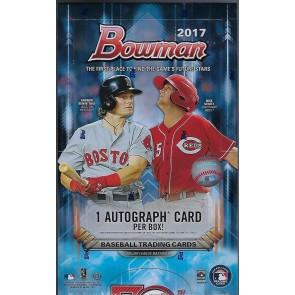 2017 Bowman Baseball Factory Sealed Hobby Box 70th Anniversary 24 Packs 1 auto