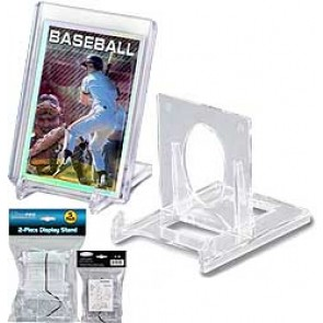 Ultra Pro 2 Piece Card Holder Stands (2 Lot)
