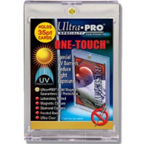 """Ultra Pro 3""""x5"""" Magnetic 1 Touch 35 pt (5 Lot)"""