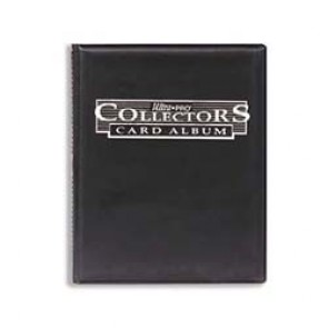 Ultra Pro 4 Pocket Collectors Portfolio Black