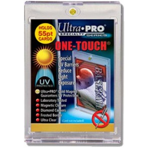 """Ultra Pro 3""""x5"""" Magnetic 1 Touch 55 pt (25 Lot)"""