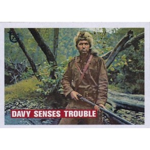 2013 TOPPS 75TH ANNIVERSARY #9 DAVY CROCKETT BASE CARD