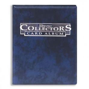 Ultra Pro 9 Pocket Collectors Portfolio Blue