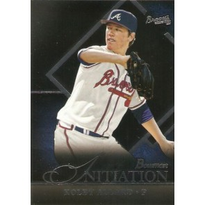 2015 Bowman Draft Initiation Kolby Allard RC Braves
