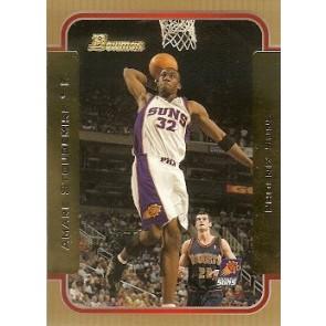 2003-04 Bowman Amare Stoudemire Gold
