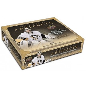 2013-14 UD Artifacts Hockey Hobby Box
