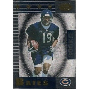 1999 Leaf Certified D'Wayne Bates Rookie