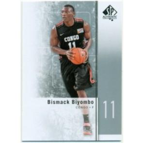 2011-12 Upper Deck SP Authentic Bismack Biyombo