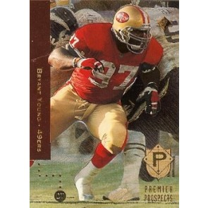 1994 Upper Deck SP Bryant Young Premiere Prospects Foil