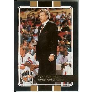 2010-11 Panini Hall of Fame Chuck Daly Base 167/199