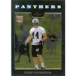 2008 Topps Chrome Dan Connor Rookie