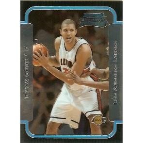 2003-04 Bowman Chrome Brian Cook Rookie
