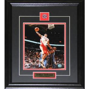 DeMar DeRozan Toronto Raptors 8x10 frame