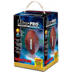 Ultra Pro Football Cube UV Protected
