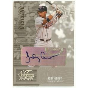 2004 Leaf Century Jody Gerut Autograph 232/250