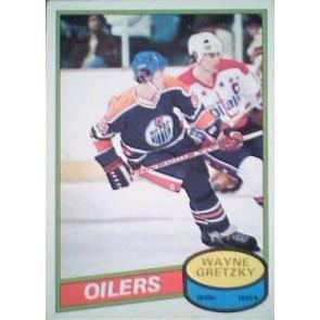 1980-81 O-Pee-Chee Wayne Gretzky Base Card