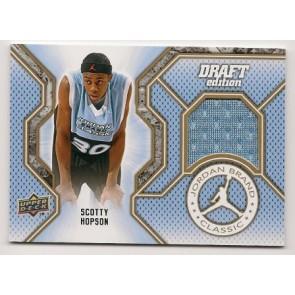 2009-10 Upper Deck Scotty Hopson Jordan Brand Classic Game Jersey