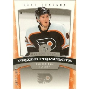 2006-07 Fleer Hot Prospects Lars Jonsson Prized Prospects Rookie 0920/1999