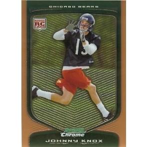 2009 Bowman Chrome Johnny Knox Rookie Gold 181/225