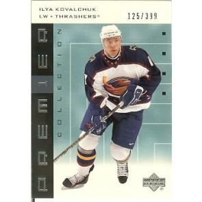 2002-03 Upper Deck Premier Ilya Kovalchuk Base Single 125/399