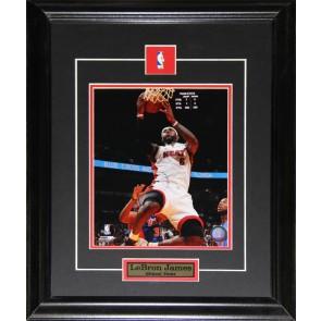 Lebron James Miami Heat 8x10 Frame