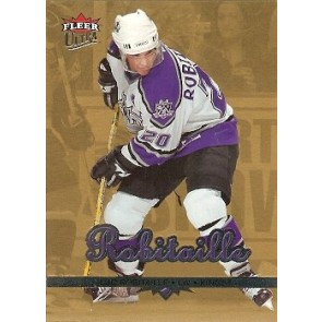2004-05 Fleer Ultra Luc Robitaille Gold Medallion