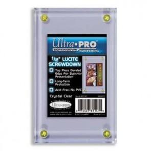 "Ultra Pro 1/2"" Lucite Screwdown"