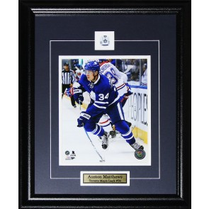 Auston Matthews Toronto Maple Leafs 8 x 10 Frame